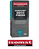 Дюрокрет-Деко Финиш белый (25 кг) покрытие для отделки стен и пол