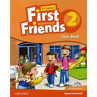 Учебник First Friends 2nd Edition 2 Class Book