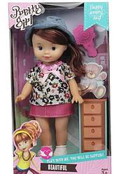 Кукла  Модница, в коробке, детская игрушка