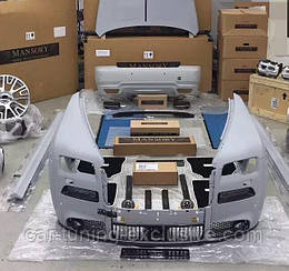 MANSORY Body kit for Rolls-Royce Ghost