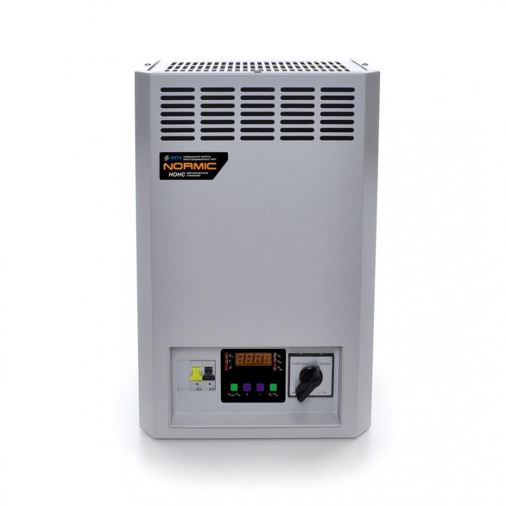 Однофазный стабилизатор напряжения НОНС NORMIC 9000 (9,0 кВт)