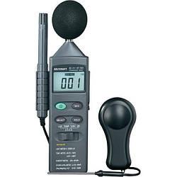 Универсальный прибор 4 в 1 шумомер люксметр гигрометр термометр Voltcraft DT 8820 (mdr_5141)