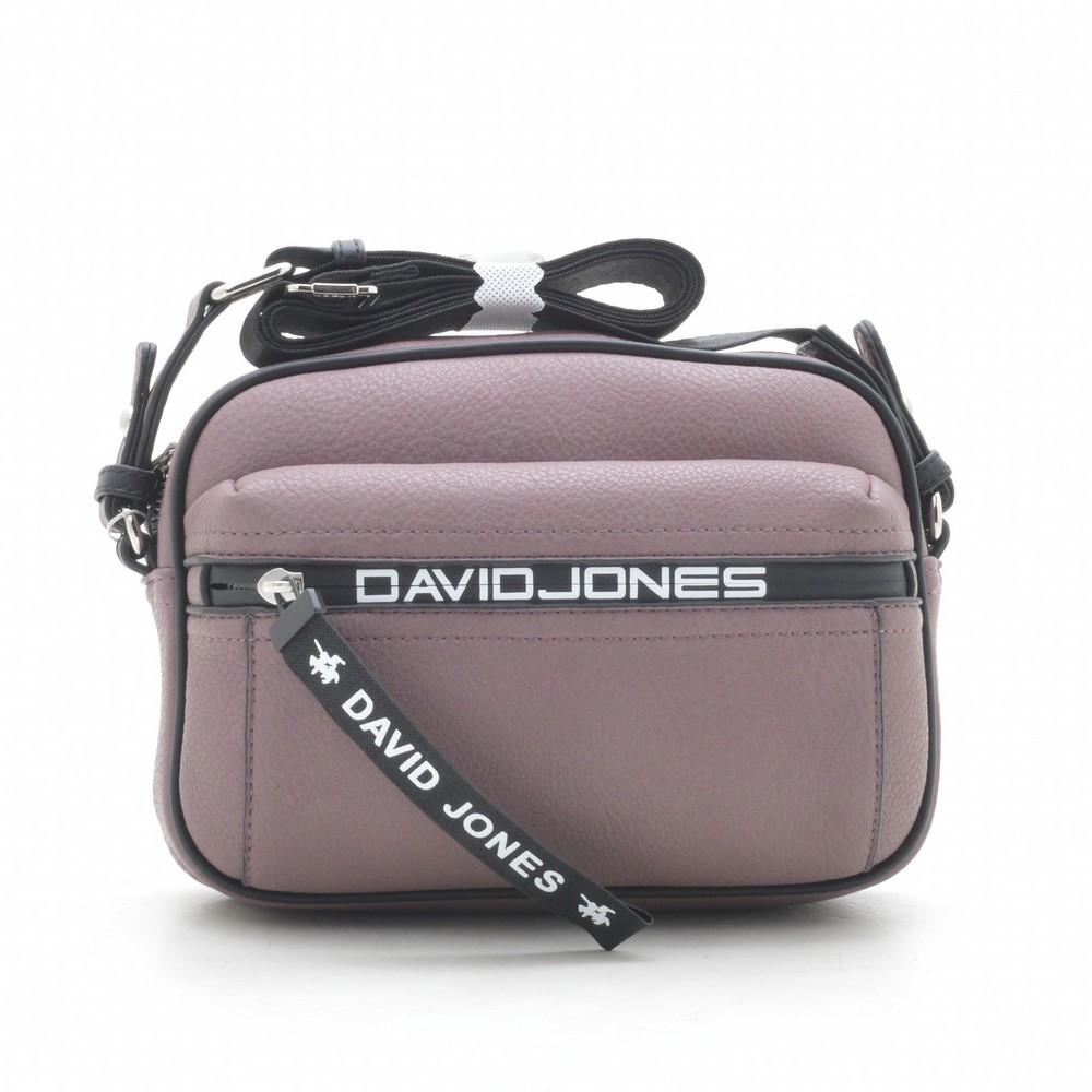 Клатч жіночий David Jones 5989-1T/6166-2T d. pink