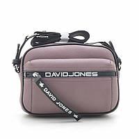 Клатч жіночий David Jones 5989-1T/6166-2T d. pink, фото 1