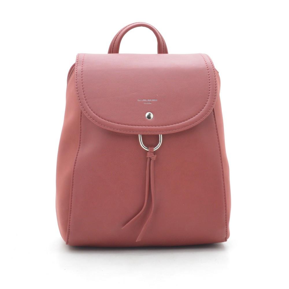 Рюкзак жіночий David Jones G-9206T red