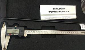 Штангенциркуль электронный Vernier 300 (T304B. W-1230) металический D - 300мм точность 0.01 мм с бегунком (mdr_5158)