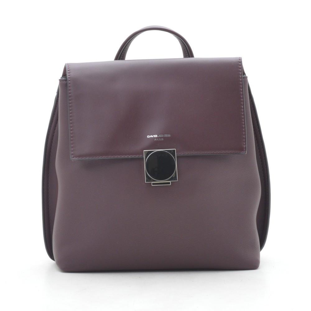 Рюкзак жіночий David Jones SK9208 d. purple