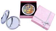 Зеркальце в подарочной упаковке Телец №7006-3-2