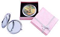 Зеркальце в подарочной упаковке Стрелец №7006-3-7