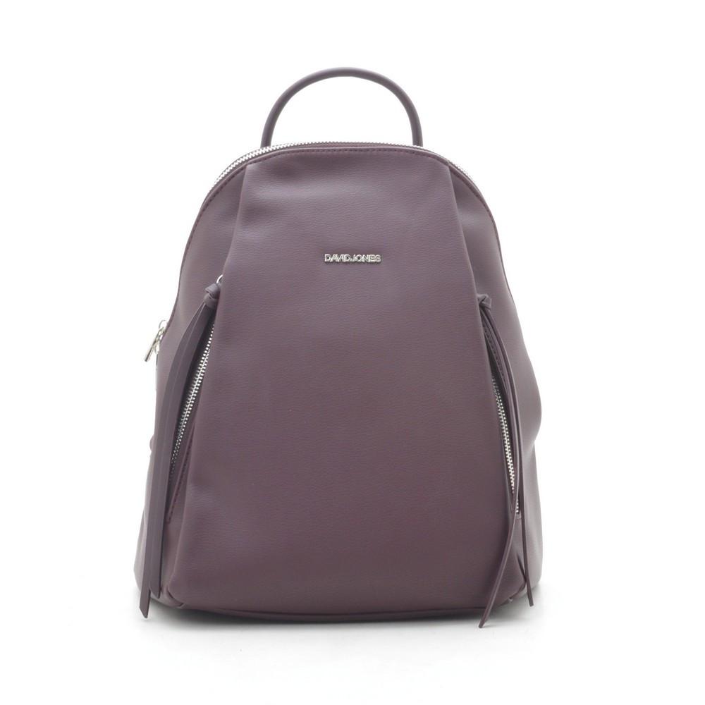 Рюкзак жіночий David Jones 6218-3T d. purple