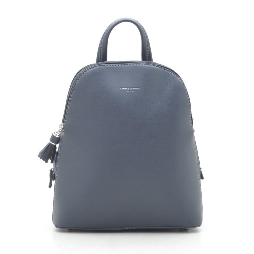 Рюкзак женский David Jones CM5136T d. blue