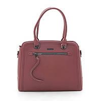 Жіноча сумка David Jones 6111-3T bordeaux, фото 1