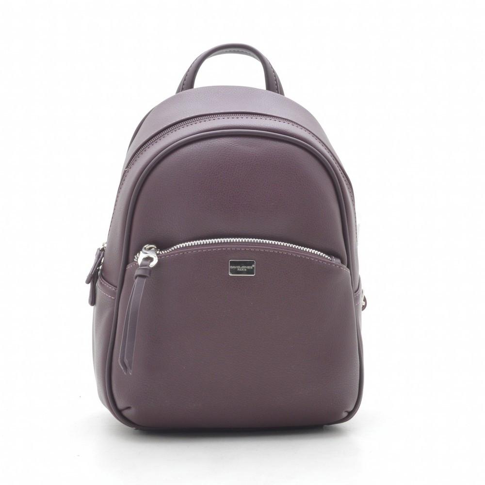 Рюкзак женский David Jones 5959-4T d. purple