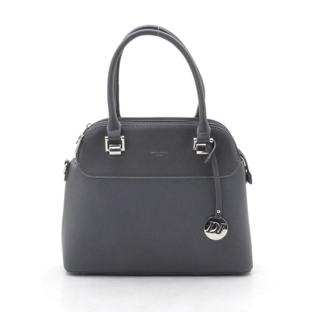 Женская сумка David Jones 5816-1T d.grey