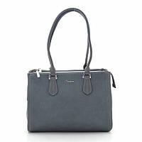 Жіноча сумка David Jones CM5313T d. grey, фото 1