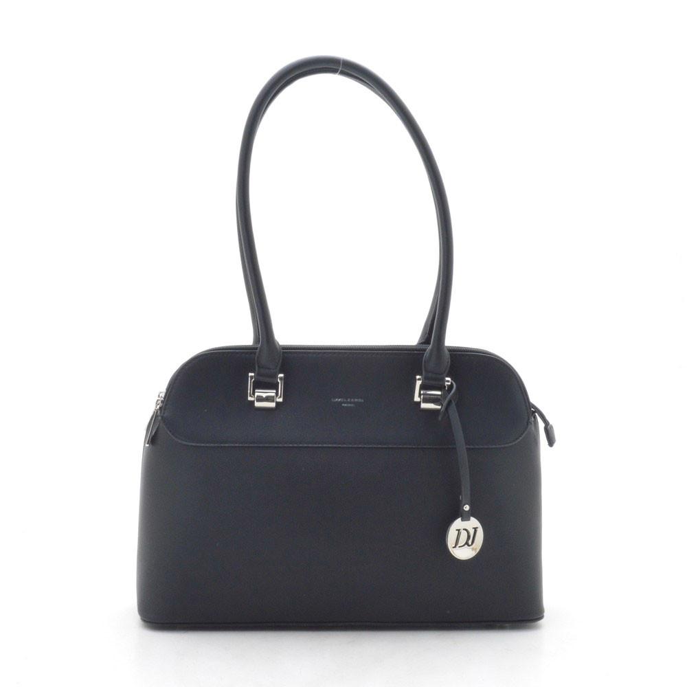 Женская сумка David Jones 5816-2T black (черный)