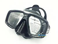 Профессиональная маска для дайвинга с футляром «Aqua Lung Look HD», Италия