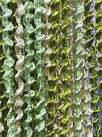 Декоративні штори для дитячої кімнати спальні залу, штори з ниток для будинку кабінету вітальні спальні, штори веселка для залу, фото 3