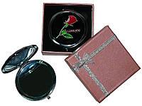 Зеркальце в подарочной упаковке I LOVE YOU №7006-7-5