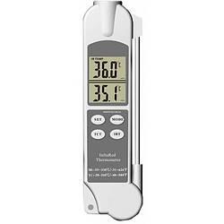 Инфракрасный термометр пирометр Flus IR-90 (-35…+330) (mdr_5171)