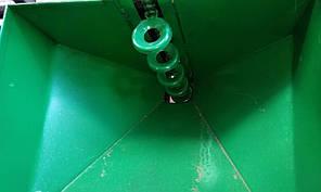 Картофелесажалка двухрядная для минитрактора 110 л, фото 2