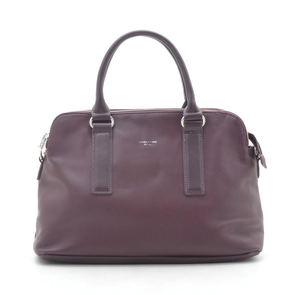 Жіноча сумка David Jones CM3725 d. purple