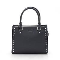 Жіноча сумка David Jones H5822-2/5822-2 black (чорна), фото 1