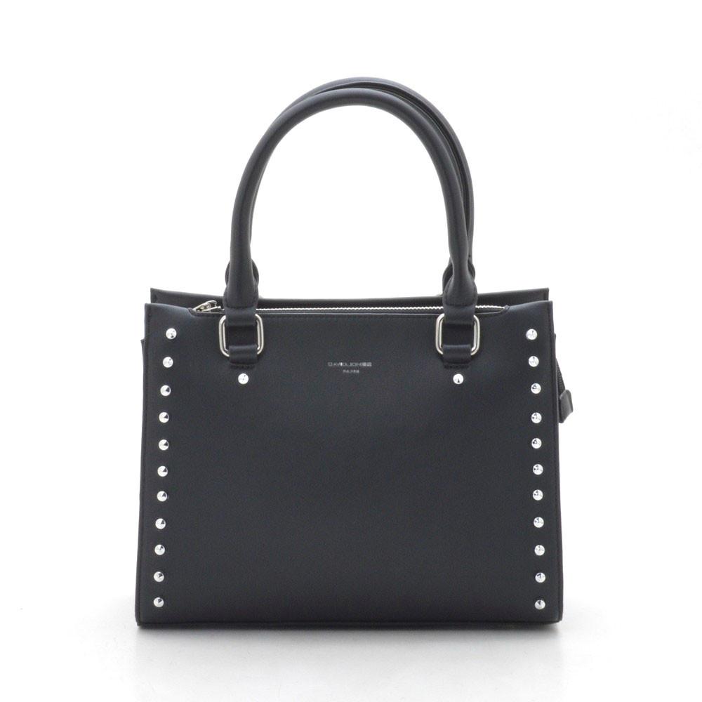 Жіноча сумка David Jones H5822-2/5822-2 black (чорна)
