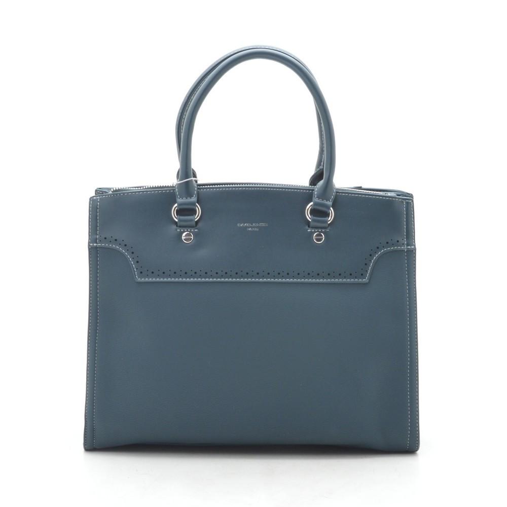 Жіноча сумка David Jones CM5345 d. green