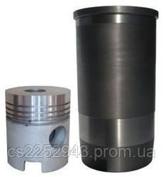 Гильза   Поршень комплект СМД-14   СМД-15   СМД-17  СМД-18   ДТ-75   ТДТ-55