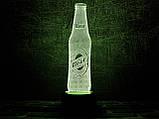 "3D светильник ночник ""Beer"", фото 2"