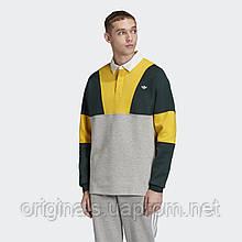 Мужской лонгслив adidas Rugby Sweatshirt FM2213 2020
