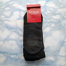 Носки короткие антискользящие с тормозами ( в спайке  3 пары!)