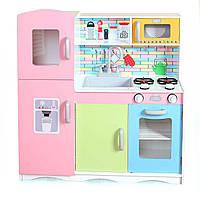 Детская деревянная кухня RicoKids RC-834 + аксессуары (9157)