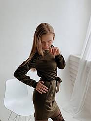 """Сукня """"Рукав жатка"""" жіноче"""