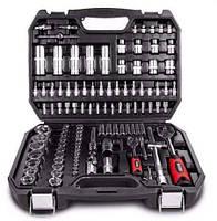 Набір ключів BOXER 108 шт. (хром)