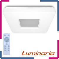 Люстра светодиодная с пультом Luminaria Quadron S-470 50Вт