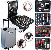Профессиональный набор инструментов Германия 395 предметов DMS aus(729tlg) с тележкой