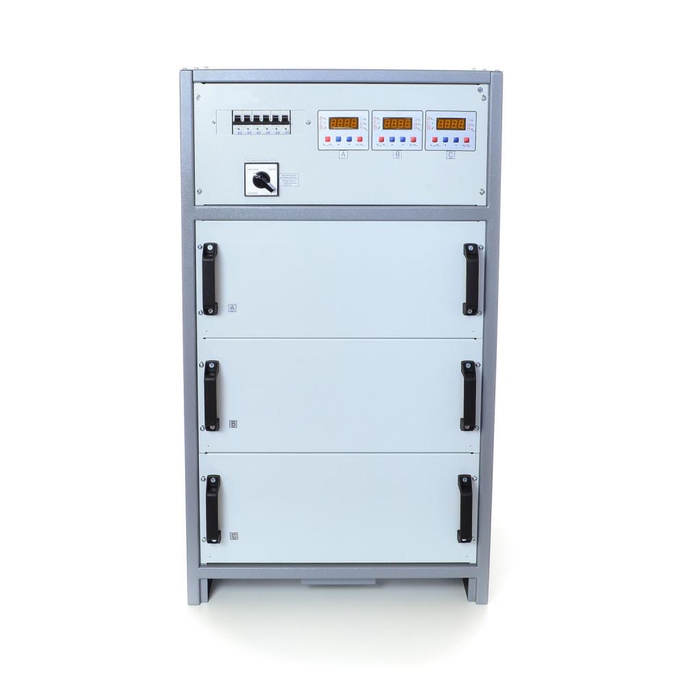 Трехфазный стабилизатор напряжения ННСТ Calmer INFINEON 3*9000 (3×9,0 кВт)