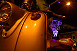 "3D светильник ночник ""Тони Тони Чоппер"" 3DTOYSLAMP, фото 2"