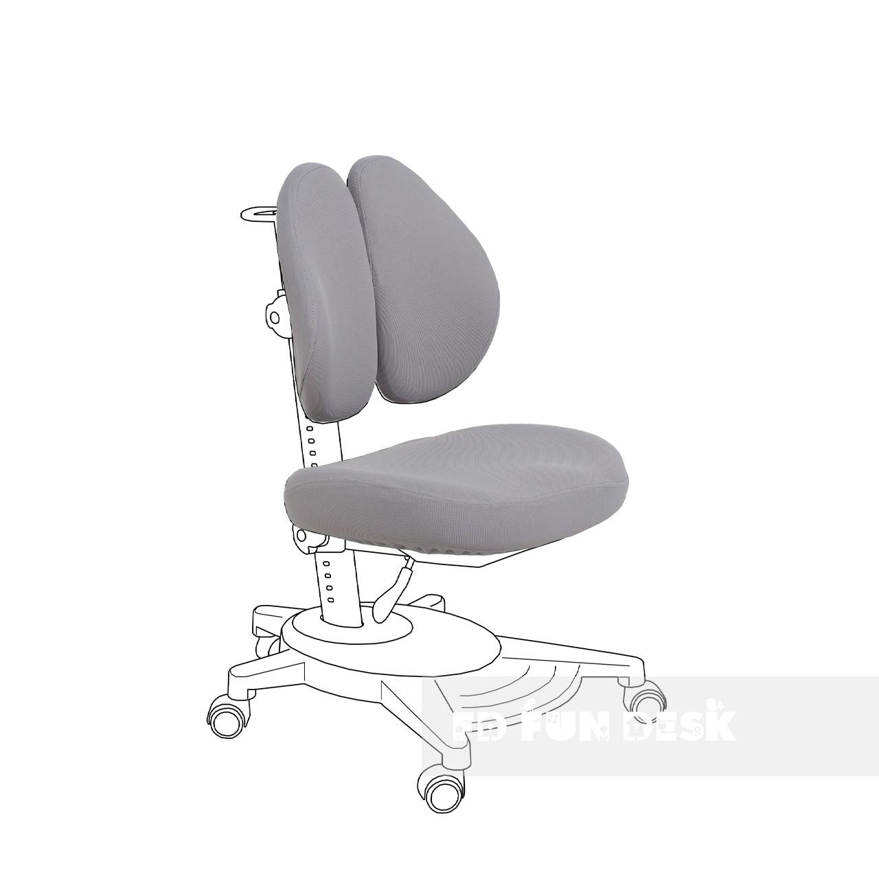 Чехол для кресла Pittore Grey FunDesk