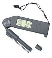 Складной pH-метр термометр гигрометр Kelilong PH-010 ( KL-010 ) (mdr_5376)