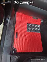 Водо- и грязезащитные коврики на Suzuki Grand Vitara '06- из экологически чистого материала EVA