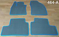 Водо- и грязезащитные коврики на Toyota Avensis '08- из экологически чистого материала EVA