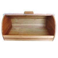 Хлебница деревянная 38см Besser 10132