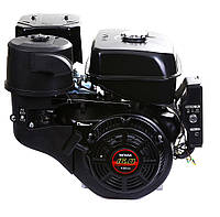 Двигатель бензиновый WEIMA WM190FЕ-S CL (шпонка Ø25мм, эл.старт, 1/2 редуктор с с муфтой сцепления), фото 1