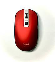 Мышь беспроводная Havit  HV-MS614GT red