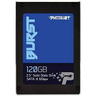 """Накопитель 120GB SSD Patriot (PBU120GS25SSDR) SATA III, 2.5"""", фото 1"""