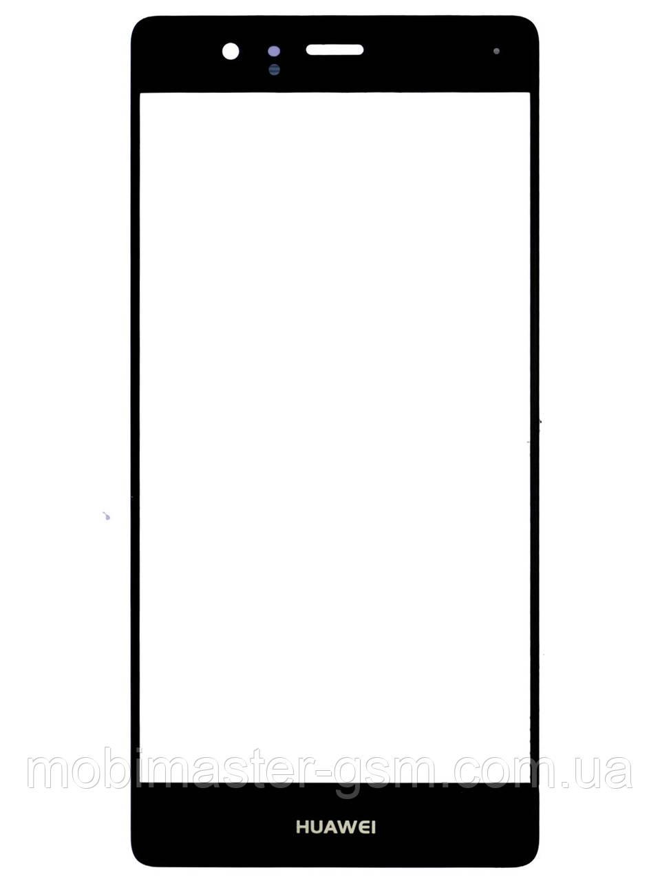 Корпусное стекло Huawei P9 Lite black