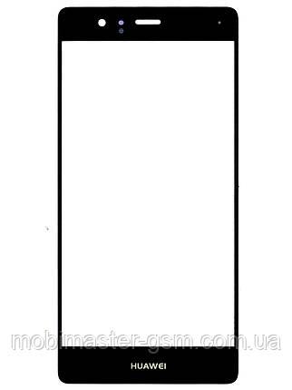 Корпусное стекло Huawei P9 Lite black, фото 2
